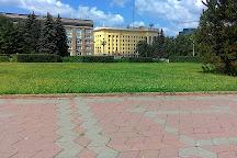 Revolution Square, Chelyabinsk, Russia