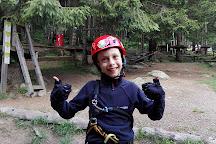 Breg Adventure Park, Breguzzo, Italy