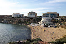 Golden Bay, Island of Malta, Malta