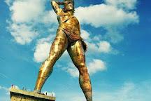 Colossus of Rhodes, Rhodes, Greece