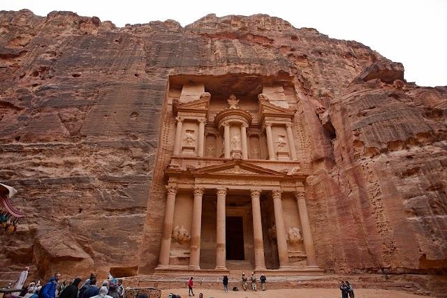 The Treasury (al-Khazna)