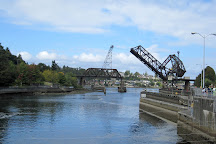 Hiram M. Chittenden Locks, Seattle, United States