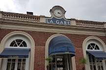La Gare, Paris, France