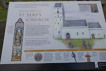 St Serf's Church and Dupplin Cross, Perth, United Kingdom