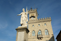 Palazzo Pubblico, City of San Marino, San Marino