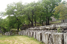 Temple of Apollo Epikourios, Skliros, Greece