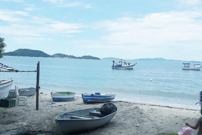 Costeira Beach, Governador Celso Ramos, Brazil