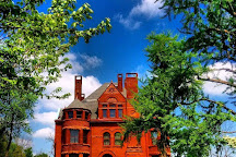 Howard Steamboat Museum & Mansion, Jeffersonville, United States