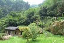 Yuntan Waterfall, Chiayi County, Taiwan