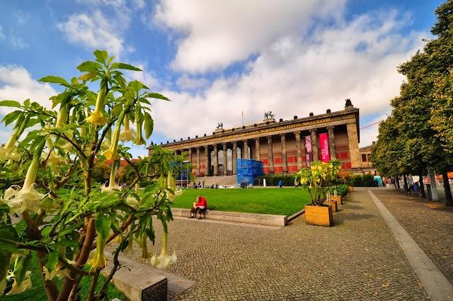 Museumsshop, Alten Museum