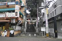 Sumiyoshi Shrine, Nagasaki, Japan