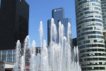 Fontaine Monumentale, Courbevoie, France