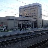 Железнодорожная станция  Tiumen