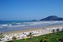 Guaratuba Beach, Bertioga, Brazil