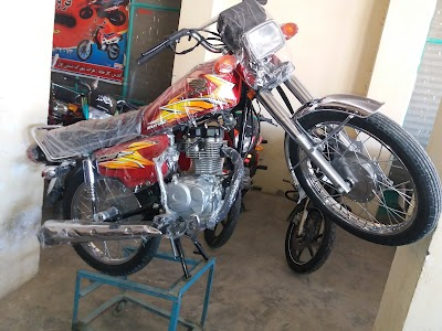 Insaf Motorcycle Bargain and Showroom