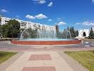 Парк Победы, улица Победы на фото Белгорода