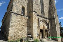 Eglise de Saint Cirq Lapopie, Saint-Cirq-Lapopie, France