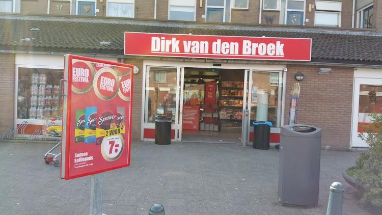 Dirk van den Broek Hoogvliet Rotterdam