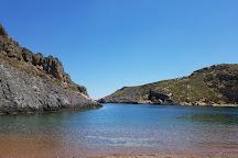Melidoni Beach, Kythira Town, Greece