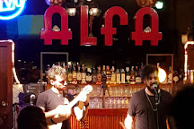 Alfa Bar, Barcelona, Spain