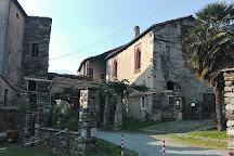 Pieve di San Lorenzo, Settimo Vittone, Italy
