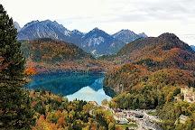 Alpsee, Bavaria, Germany