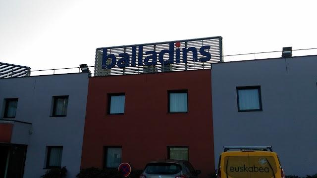 Hôtel balladins La Ferté Bernard