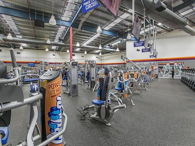 Crunch Fitness Parramatta