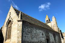 Chapelle Saint-Colomban, Carnac, France