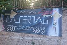 Alpha Strike Laser Tag, Pula, Croatia