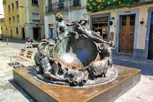 Plaza del Sol, Barcelona, Spain