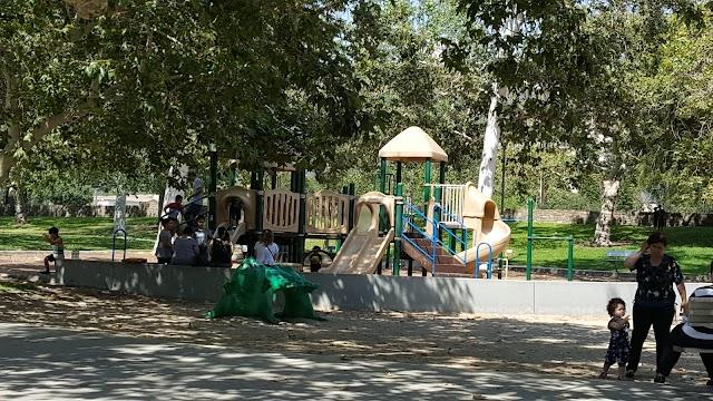 Verdugo Skate Park