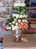 Fantasy Flowers market на фото Севана