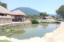 Nagan Eupseong Folk Village, Suncheon, South Korea