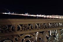 Annunciation Bridge, St. Petersburg, Russia