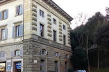 Torre di San Niccolo, Florence, Italy
