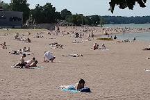 Hietaranta Beach, Helsinki, Finland