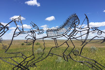 Little Bighorn Battlefield, Crow Agency, United States