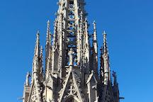Mirador del Poble Sec, Barcelona, Spain