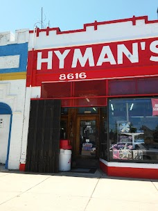 Hyman's Hardware chicago USA