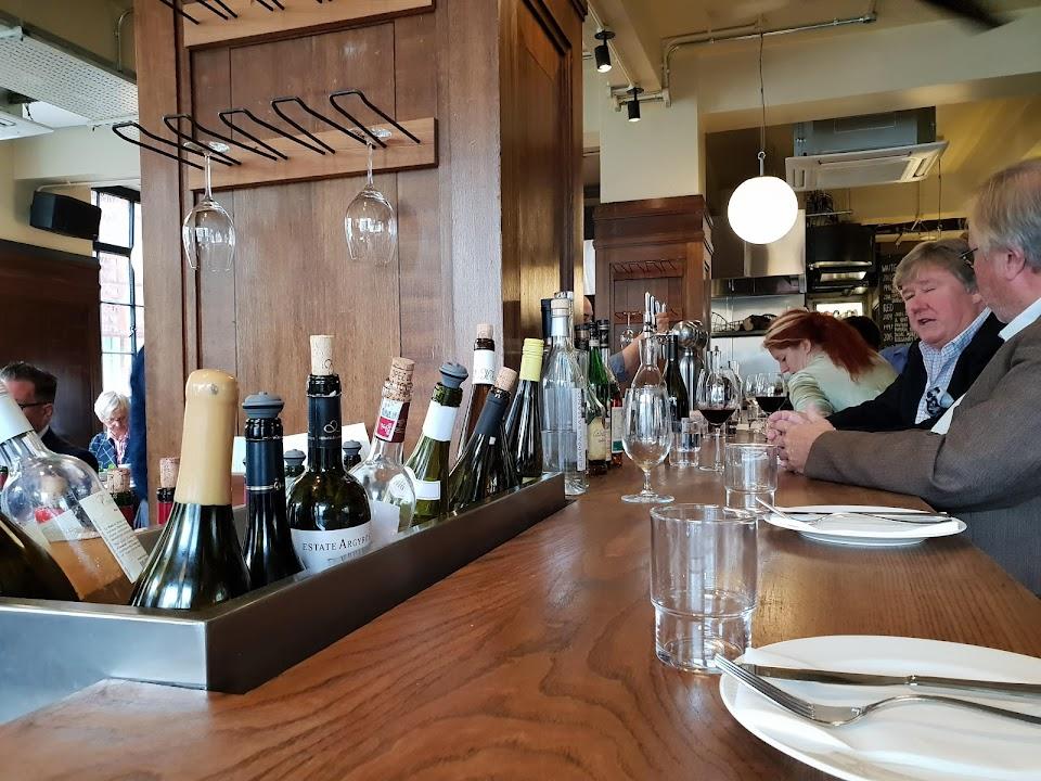 BRAT wood grill & wine bar