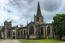 Cathedral Church of St Marie, Sheffield, United Kingdom
