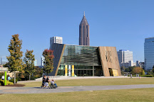 Center for Civil and Human Rights, Atlanta, United States