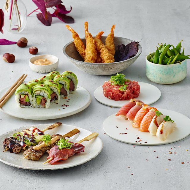 Letz Sushi Store Kongensgade