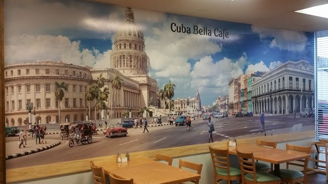 Cuba Bella Café