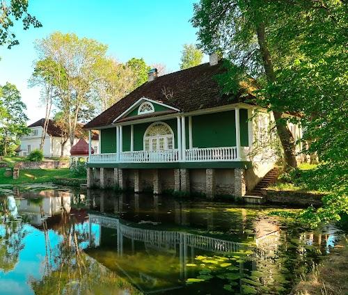 Lahemaa rahvuspargi külastuskeskus