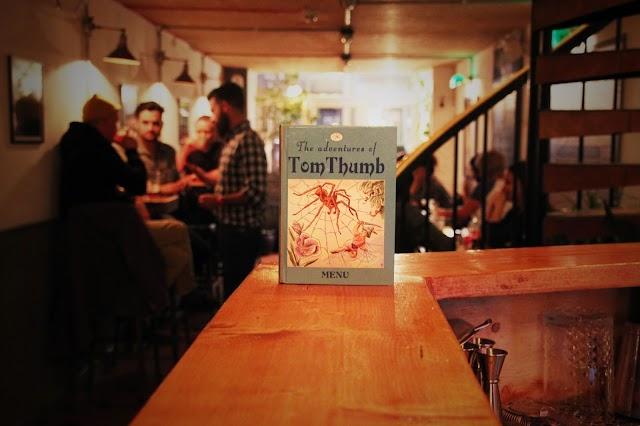 Tom Thumb Newquay