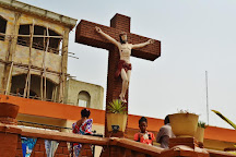 Saint Michel church, Cotonou, Benin