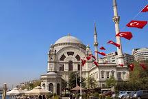 Dolmabahçe Mosque, Istanbul, Turkey