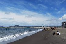 Hojo Beach, Tateyama, Japan